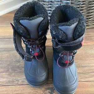 {preloved} Khombu Boy's Snow Boots